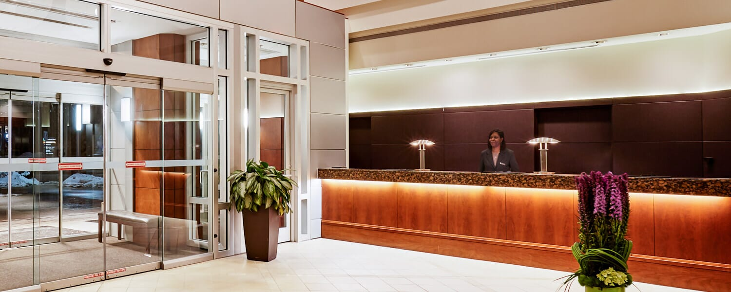 Contact us at InterContinental Suites Hotel Cleveland
