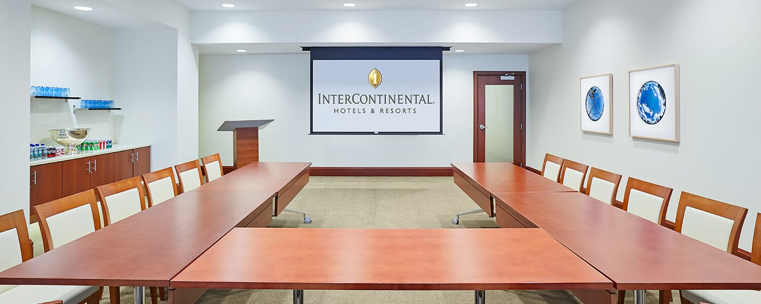 Floor Plans at The Intercontinental Suites, OH