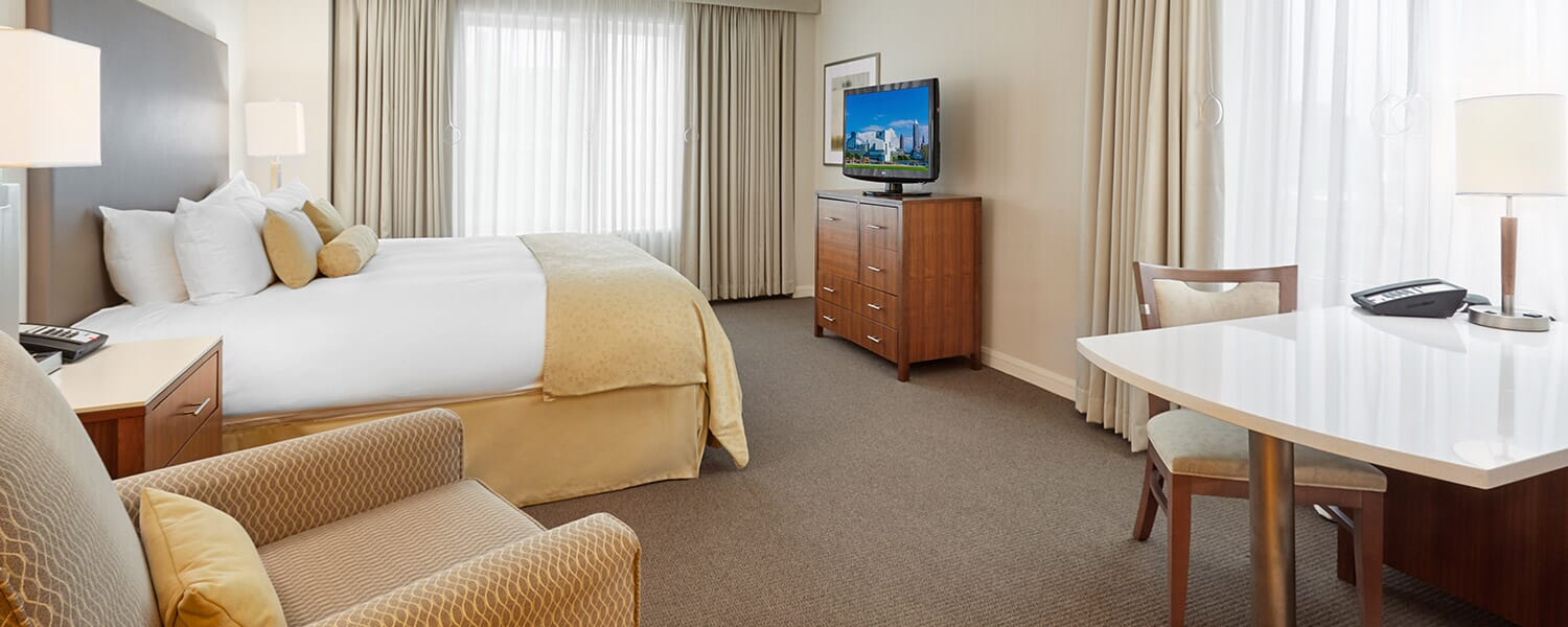 Guest Suites at The Intercontinental Suites, OH