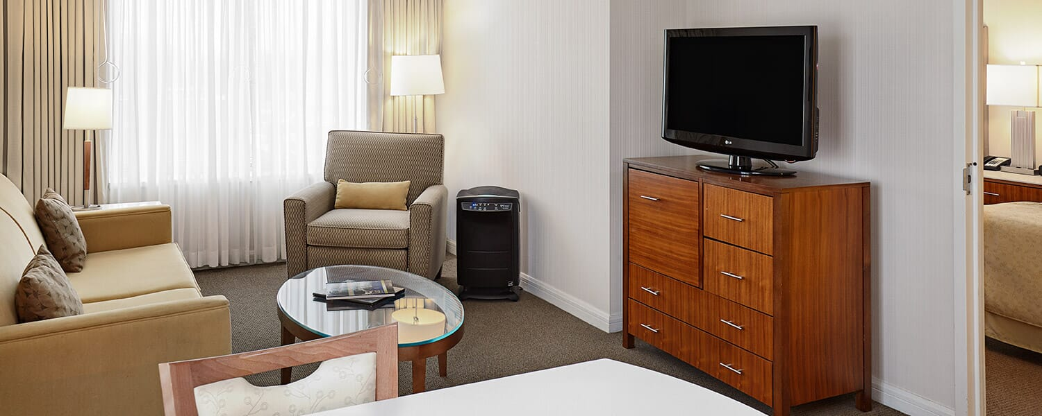 PURE Allergy-Friendly Suites at The Intercontinental Suites, OH